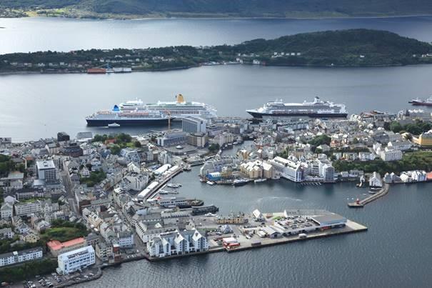Ålesund+havn